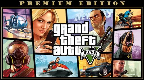 Campione Gratuito Videogioco GTA 5 offerto da Epic Games
