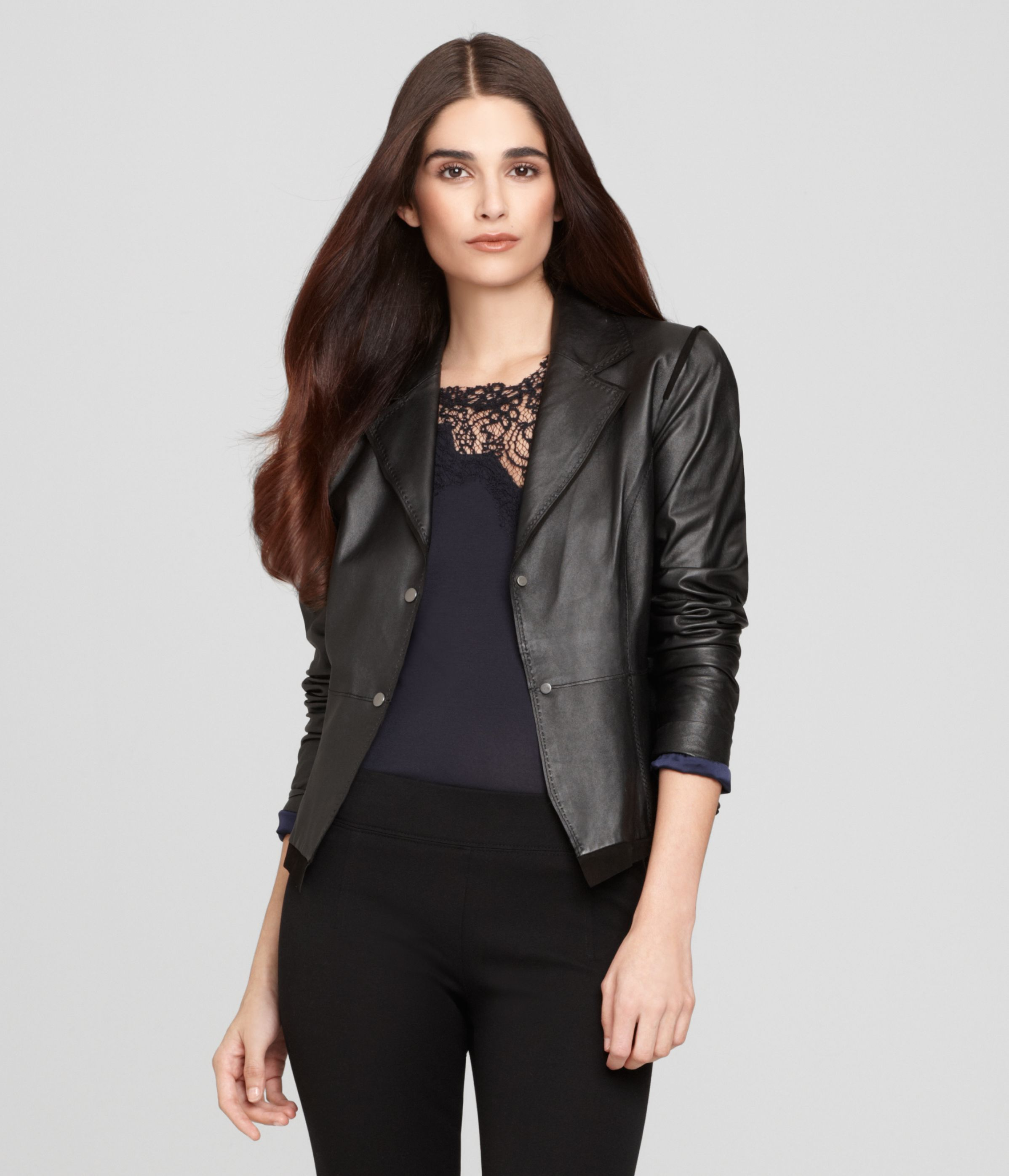 The ANETTA JACKET by Elie Tahari
