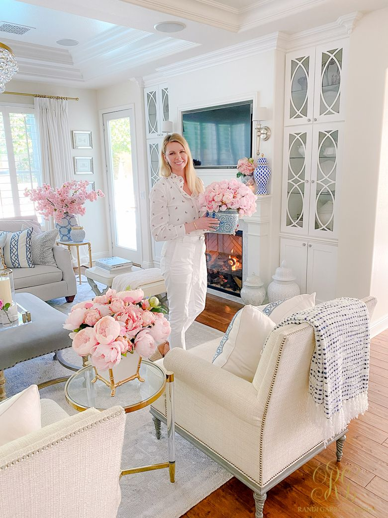 Southern Charm Inspired Spring Home Tour - Randi G