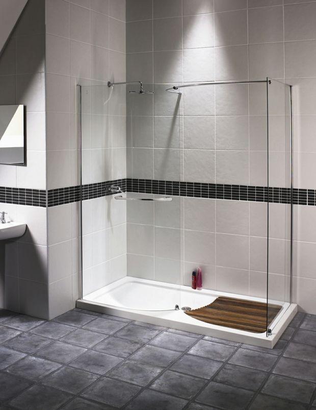 Carrelage Douche Italienne - Idées Décoration Moderne | Deco