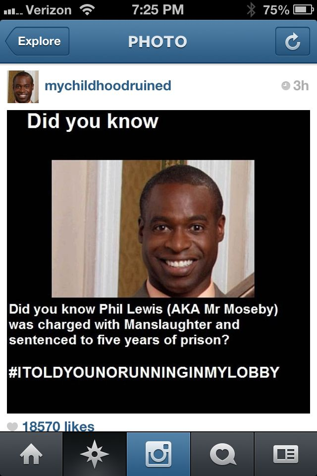 Moseby Manslaughter