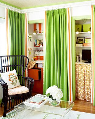Хитри дизайни за домашния офис
