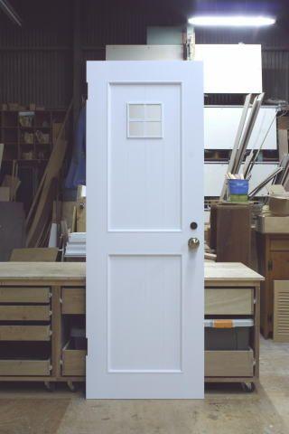小窓付きトイレドア 室内ドア ドアリフォーム ドア