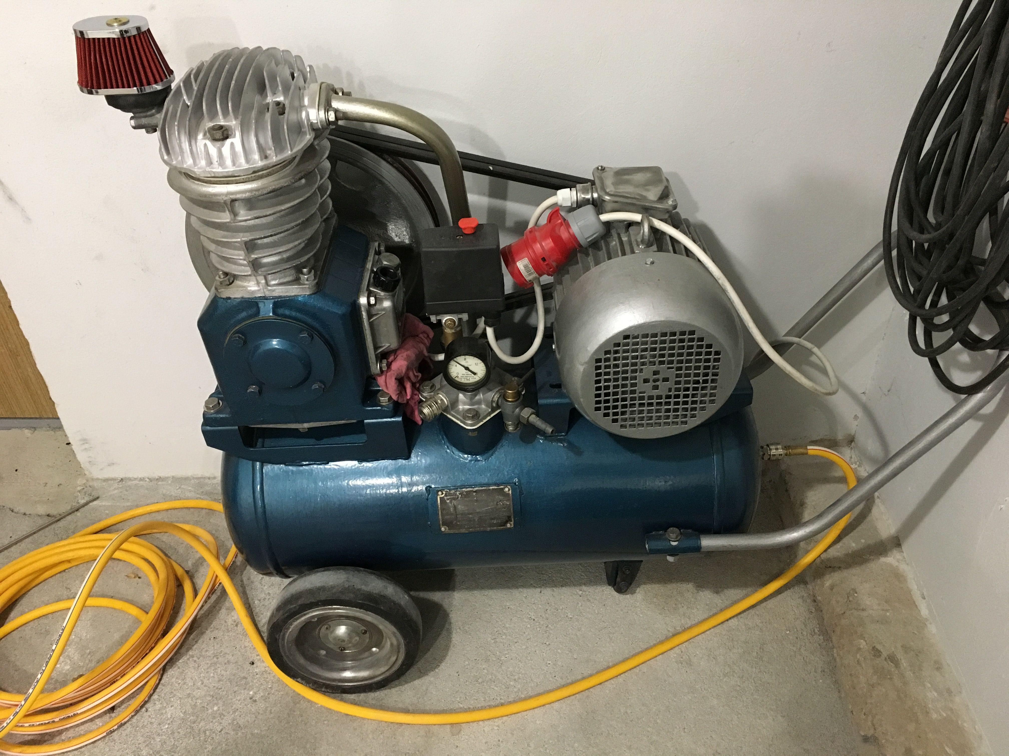 Compressor Co243 1990. Compressor