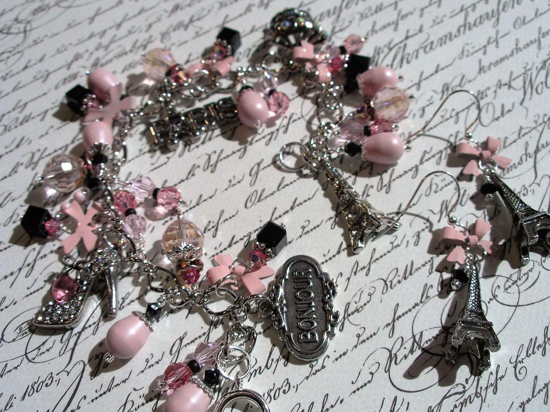 Paris Charm Bracelet Salijogemssy