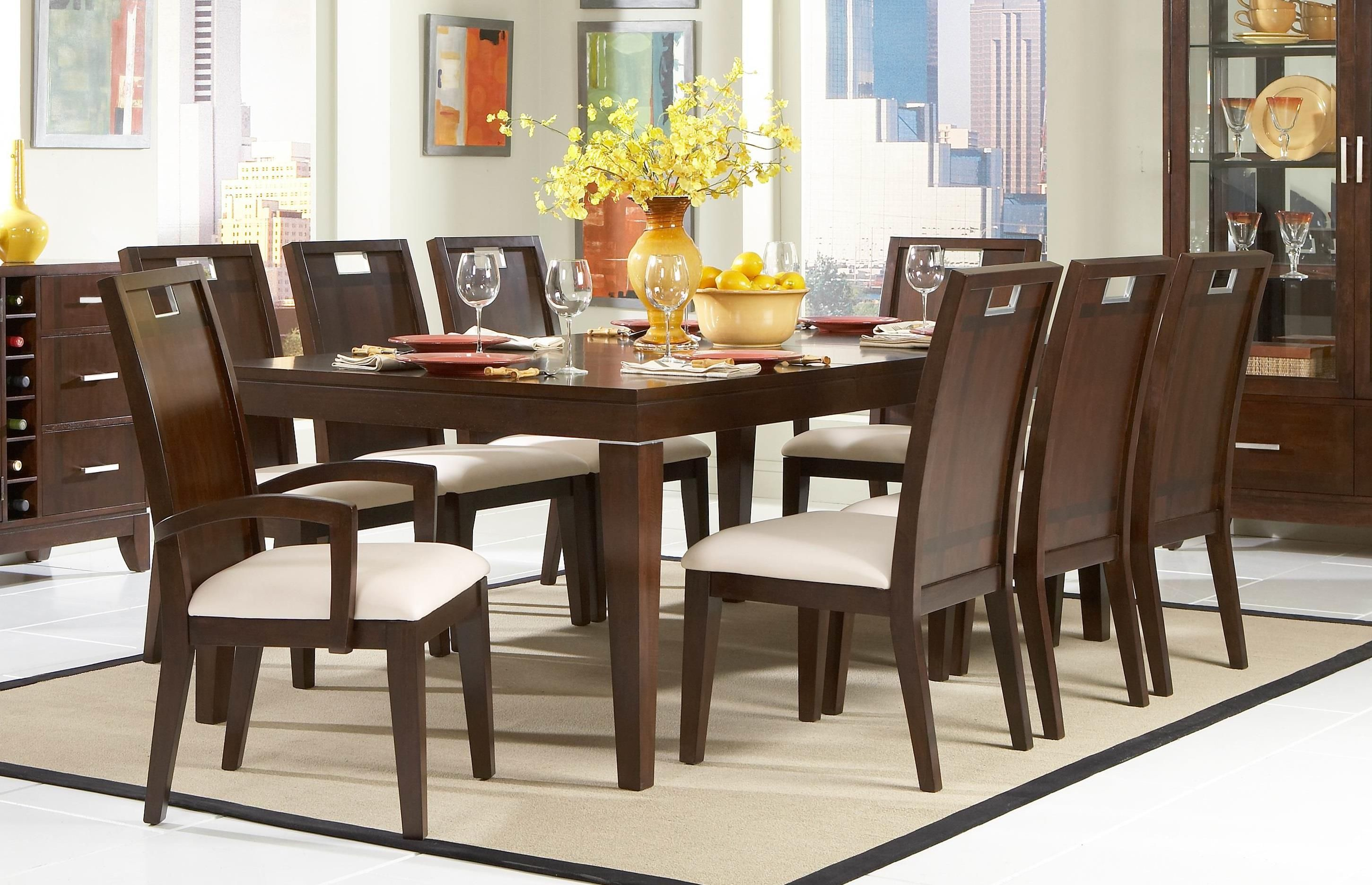 Cheap Dining Room Chairs And Macys Table Informal Decorating