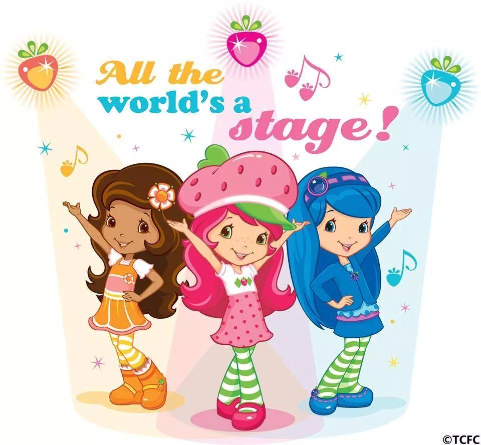 Strawberry Shortcake Baby   Muñecas, Hermosa y Ilustraciones