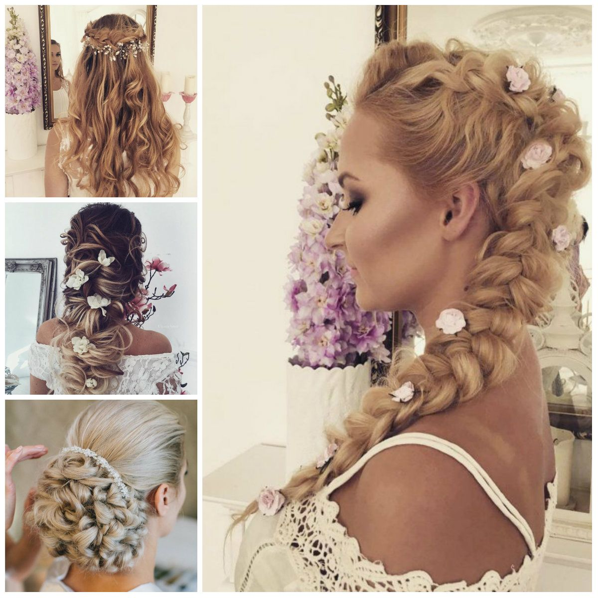 wedding hairstyles | haircuts, hairstyles 2016 / 2017 and hair