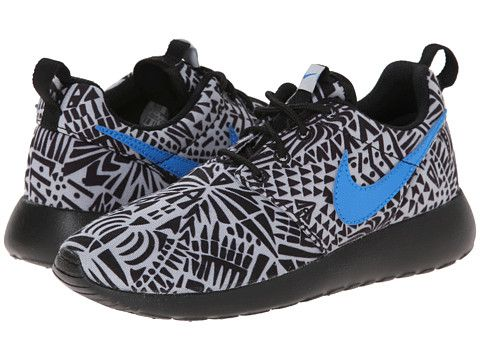 youth nike roshe run print wolf