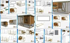 Image detail for -12 Chicken Coop Plans and Free 12 x 12 Chicken Coop Plans