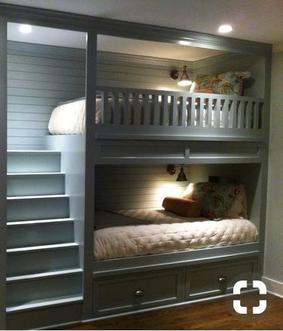 Photo of Love built in beds! ???