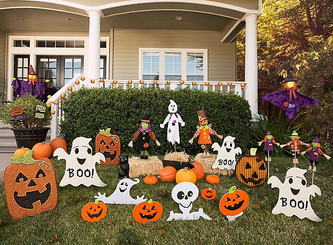 40 Crazy Halloween Party Ideas For Kids Halloween Outdoor Decorations Kid Friendly Halloween Decorations Halloween Decorations For Kids