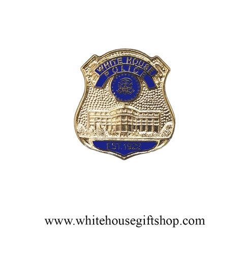 The White House Police Uss Uniformed Division Mini Badge Lapel Pin From The White House Gift Shop Est 1946 House Gifts Police Lapel Pin Lapel Pins
