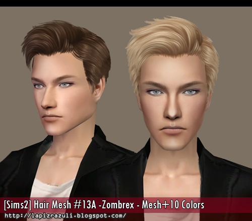 Sims 2 Hairstyles: Sims 2 Hair, Sims Hair, Sims 2