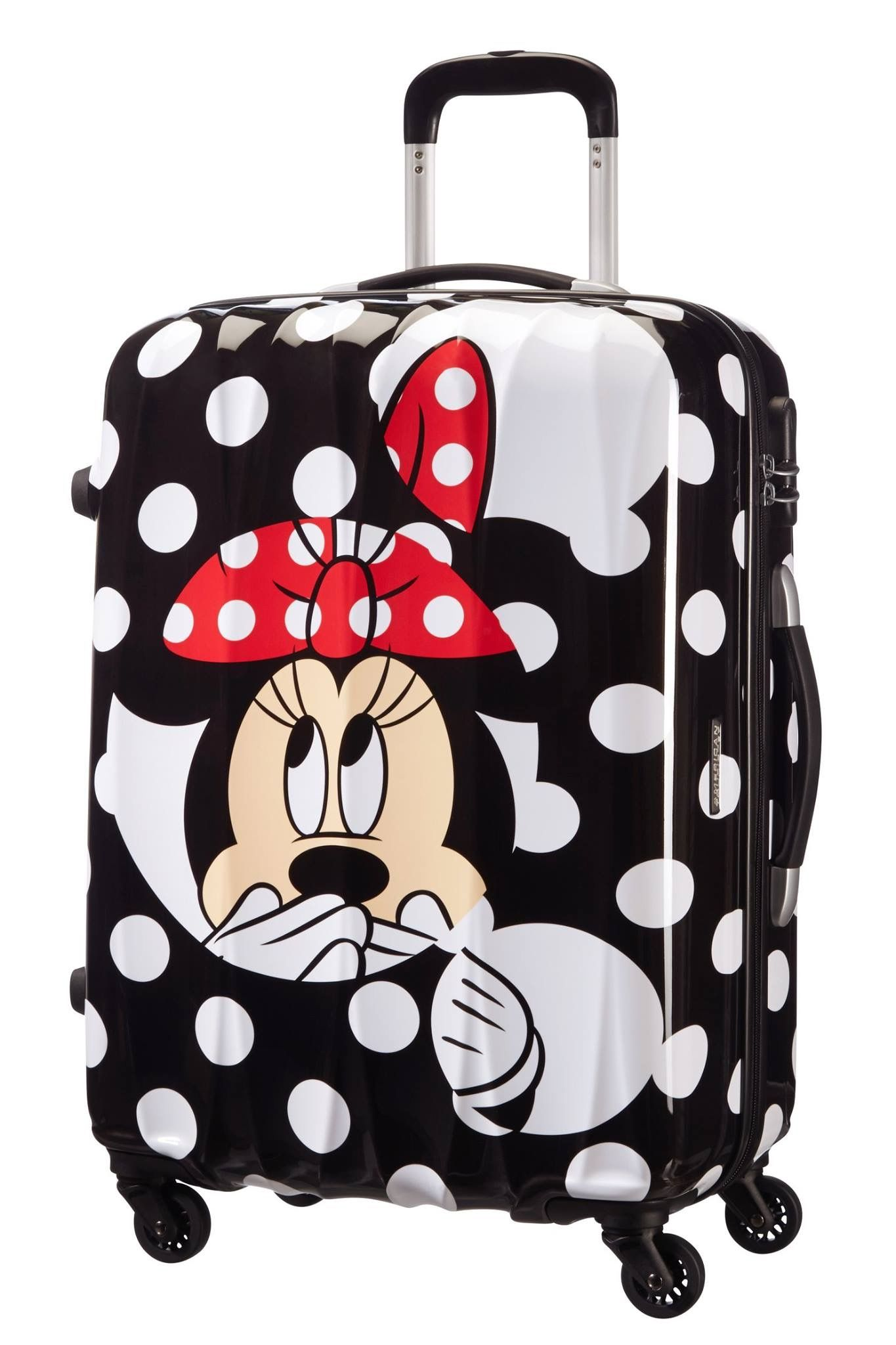 6143a2a1d2 So cute Disney Luggage