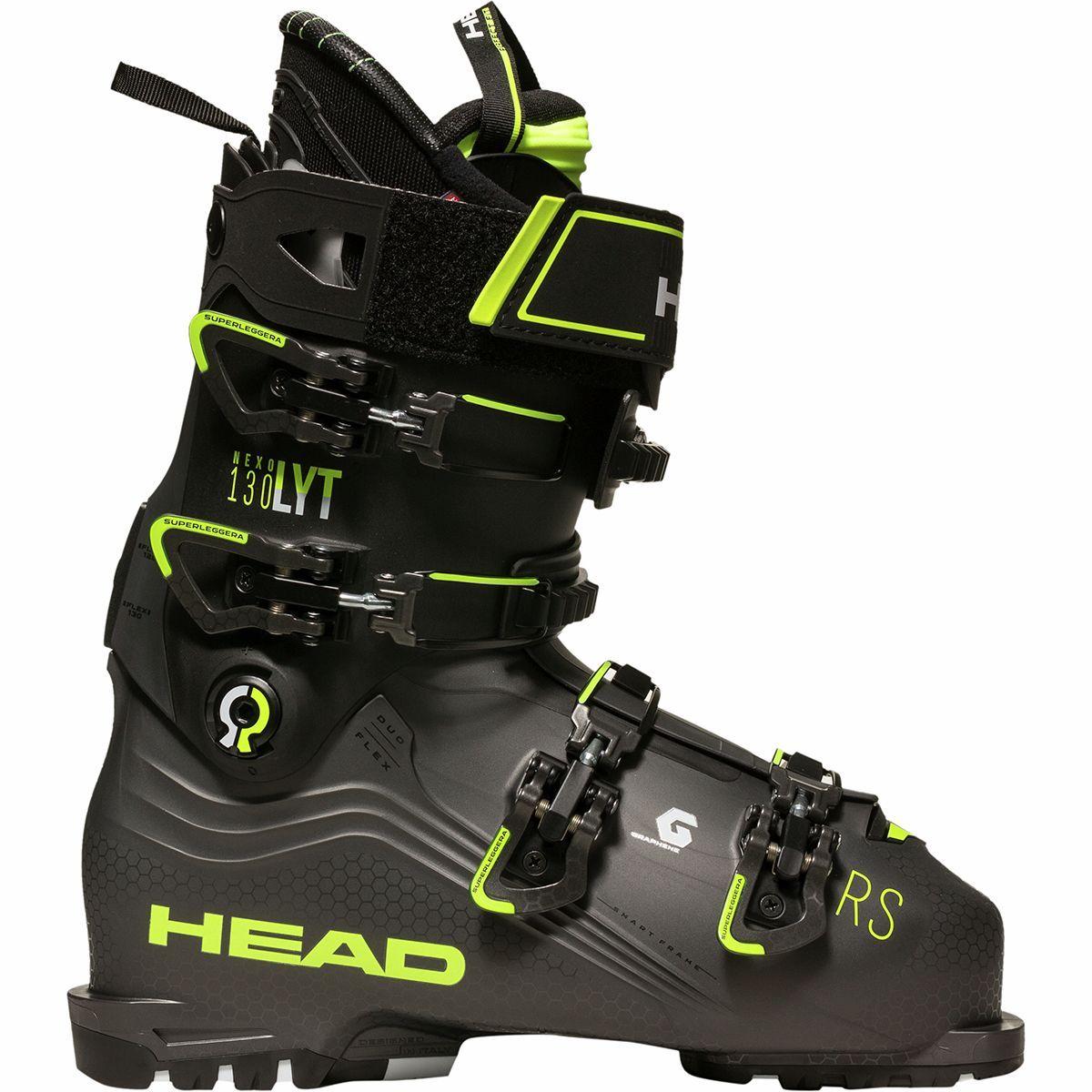 Nexo Lyt 130 Rs Ski Boot In 2021 Ski Usa Ski Boots Head Skis