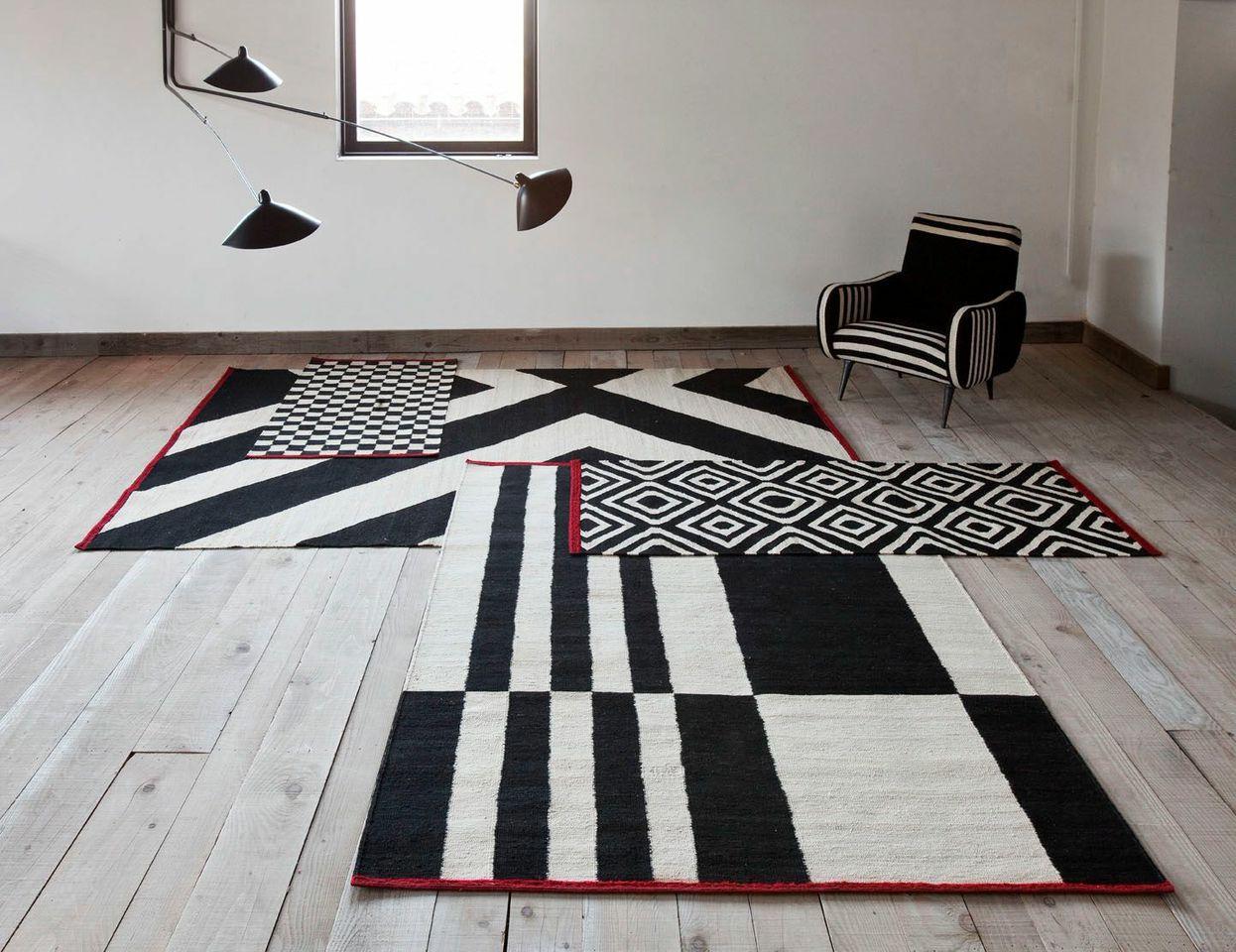 Mélange Collection Designed By Sybilla Zeitgenössische Teppiche Teppich Design Teppich