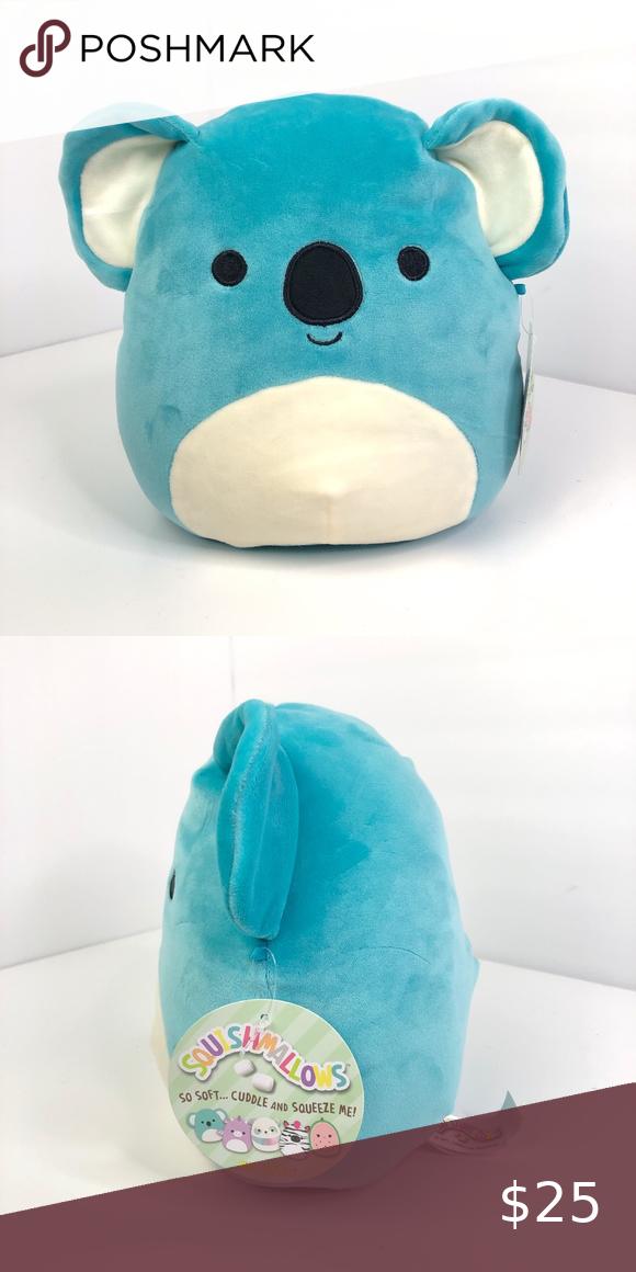 Nwt Squishmallow Kirk The Koala 8 Mom Birthday Gift Business For Kids Birthday Gift Ideas
