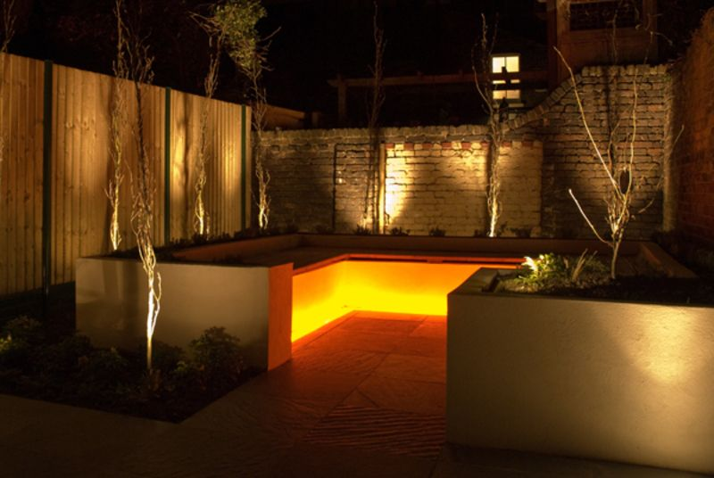 Adequate Outdoor Garden Lighting Design Ideas Is Very .Garden Lighting  Ideas Outdoor Garden Lighting Design Ideas, Make The Home Look Attractive  And The ...