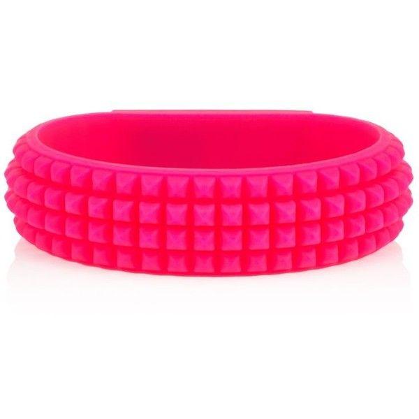 Juicy Couture Narrow Pyramid Usb Bracelet $38