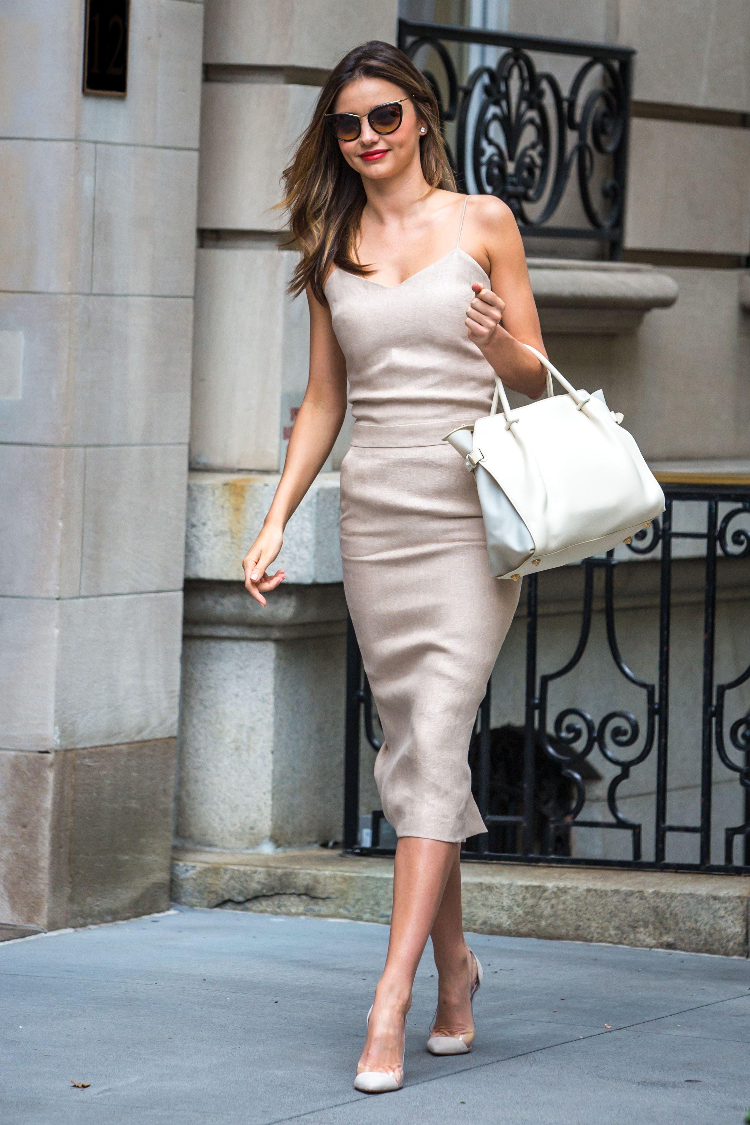 64f15acc40 Miranda Kerr carrying the Nina Ricci iconic bag