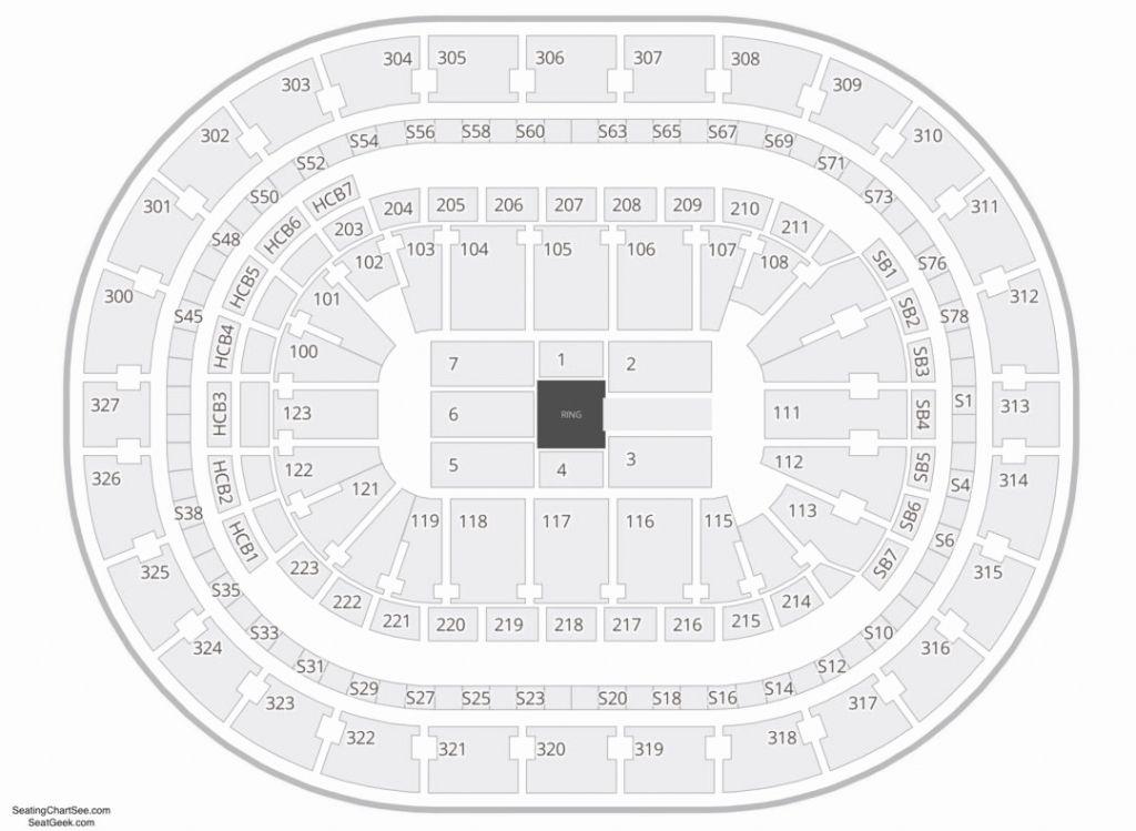 Key Bank Arena Seating Chart