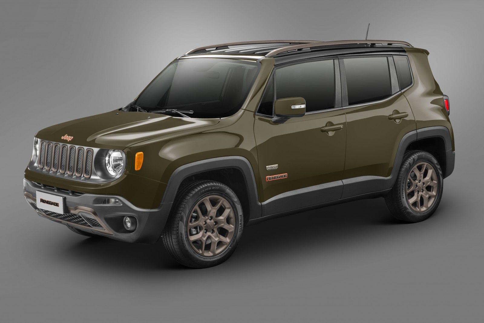 Jeep Lanca Serie Especial 75 Anos Do Renegade Jeep Jeep