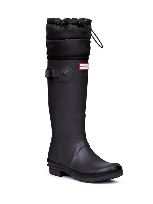 303098d0f875 Original Quilted Cuff by Hunter Boot