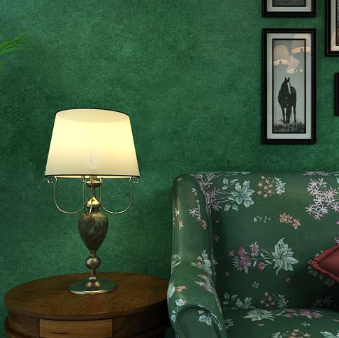 Mehr Tapeten-Information über Hochwertige American style weinlesetapete Wohnzimmer Hintergrund wand nicht  gewebtes ebene einfarbigen tapete grün, hochqualitative wallpaper artist, chinesische wand kleben-Lieferanten, billige tapeten für die wand von HOHO'S  STORE      finden Sie auf Aliexpress.com