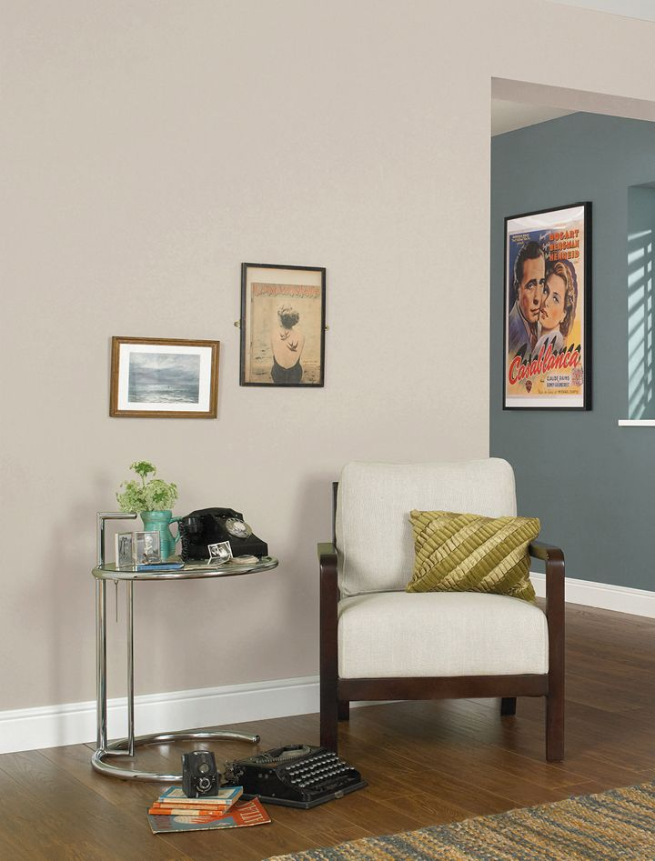 Dash of nutmeg matt standard emulsion in 2019 - Crown paint colours for living room ...