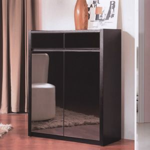 Shoe Cabinet With Mirror Front Part 91