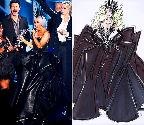 Ball Giorgio Way Lady And Costumes Armani Gaga Her Born For This wqFTUwxacO