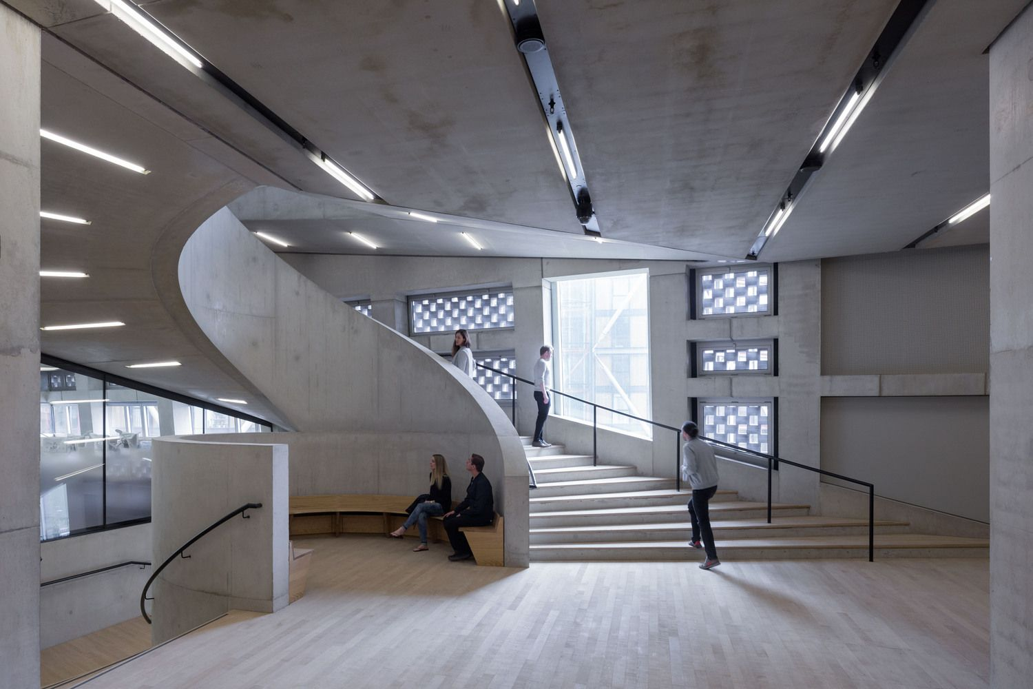 Gallery Of Tate Modern Switch House Herzog De Meuron 2 With