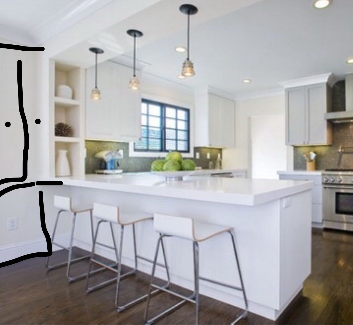 New kitchen layout inspiration With images   Kitchen ...