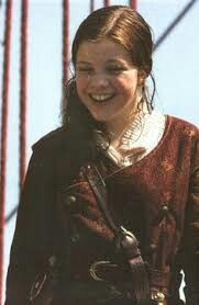 Queen Lucy The Valliant Aboard The Dawn Treader Narnia Lucy