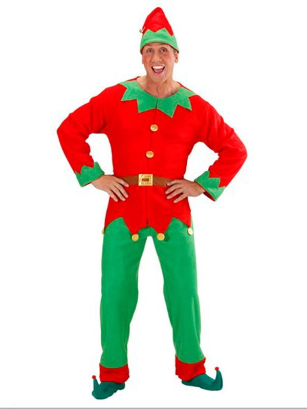 Santas Little Helper Elf Man (Coat Belt Pants Hat) A Perfect outfit for Winter and Christmas. Santas Little Helper Elf Man Costume for Fancy Dress Ideal for ...  sc 1 st  Pinterest & Santas Little Helper Elf Man | Elf man Elves and Santa