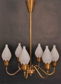 Fog & Morup - Tulplamp - 50's - Denemarken