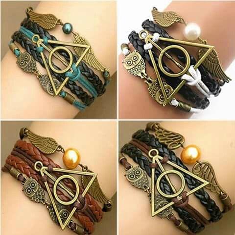 Harry Potter 💘💘💘 accesoires