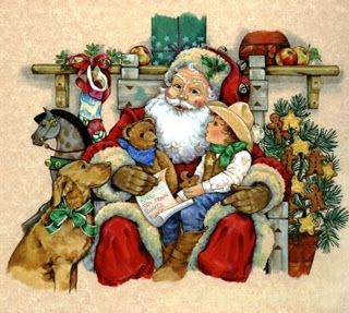 Коллекция картинок: Donna Race_ Сказочное Рождество