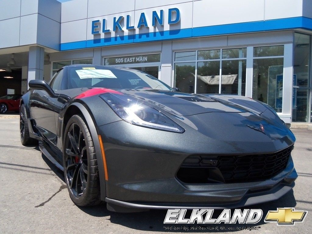 Chevrolet Corvette GRAND SPORT 2LT Automatic MSRP 75890