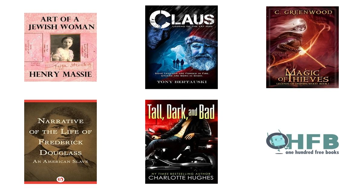 3 Free Kindle Books And 2 Kindle Book Deals 02/23/15, Morning