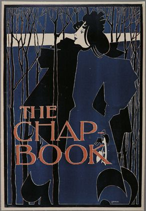 The Chap Book  William Bradley (American, 1868–1962)  1895. Lithograph  MoMA