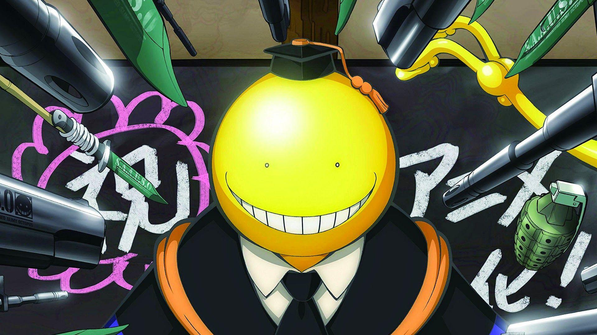 Ansatsu Kyoushitsu Tapety Full HD Tapety, Anime, Klasa
