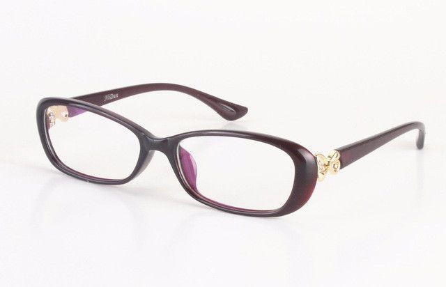 d615b12881 Chashma Elegant Women Eyewear Butterfly Prescription Optical Glasses Frame  Women s Glasses