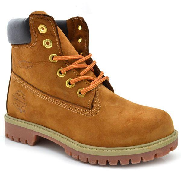 Hammer Jack Kadin Termokaucuk Tabanli Bagcikli Deri Bot Wedge Sneaker Sneakers High Top Sneakers