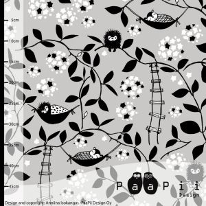 PaaPii organic siesta jersey 95% cotton fabric by UrbanKidsFabric Knitted  Fabric ad35f7696d