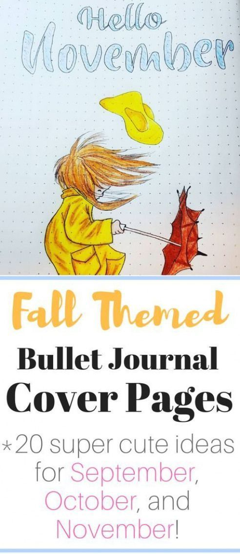Amazing Fall cover pages for your bullet journal! Cover pages for September October November! sheenaofthejourna... #bulletjournal #bulletjournalcommun...- -#Dairy #septemberbulletjournalcover Amazing Fall cover pages for your bullet journal! Cover pages for September October November! sheenaofthejourna... #bulletjournal #bulletjournalcommun...- -#Dairy #septemberbulletjournalcover
