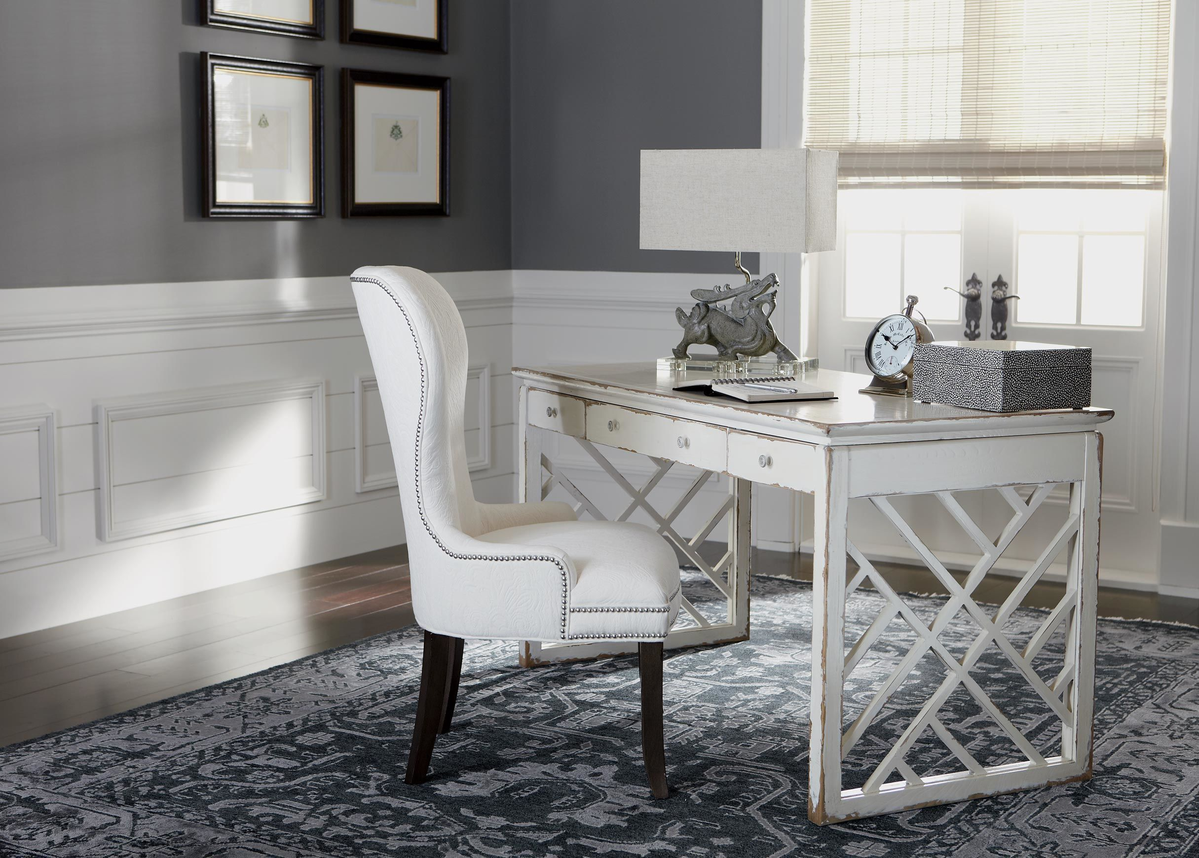 Desk And Accent Lamps Lighting Collections Ethan Allen Home Office Desksthe