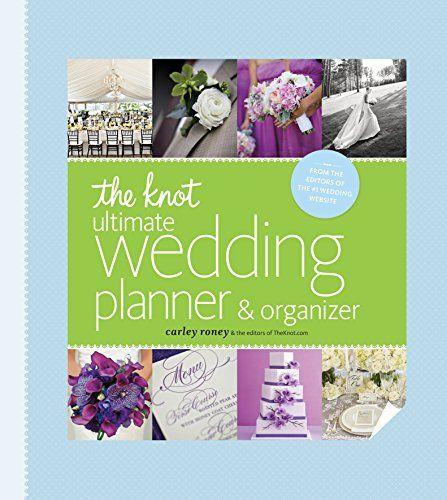 The Knot Ultimate Wedding Planner  Organizer binder edition Worksheets Checklists Et