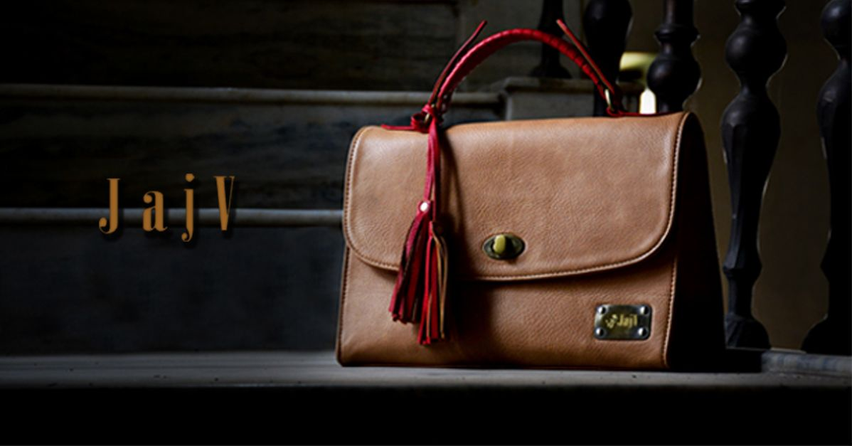 Handbag by JAJV  visit www.jajv.in